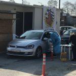 Δήμος Κατερίνης: Τεστ covid με τη μέθοδο drive through στην Ανδρομάχη