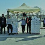 Δήμος Κατερίνης: Ολοκληρώθηκε η τριήμερη διανομή τροφίμων σε 1650 ωφελούμενες οικογένειες