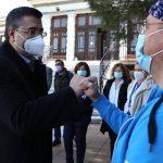 ΠΚΜ: Σαράντα οικίσκους για τη διενέργεια τεστ κορονοϊού στα νοσοκομεία της Κεντρικής Μακεδονίας