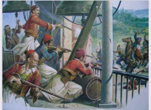 20-22 Φεβρουαρίου 1822 – Μάχες της Βέροιας και της Μονής Δοβρά
