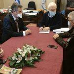 Δήμος Ιωαννιτών: Σύσκεψη με το Γενικό Γραμματέα του Υπουργείου Υγείας
