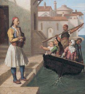 25 Φεβρουαρίου 1822 – Καταργήθηκε η δουλεία στην Ελλάδα