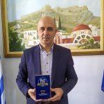 Δήμος Λέρου: Χρυσό βραβείο για την Ενεργειακή Αναβάθμιση του Δημοτικού Ηλεκτροφωτισμού