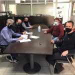 Δήμος Ορεστιάδας: Υπογραφή σύμβασης έργου εγκαταστάσεων επεξεργασίας λυμάτων Ν. Βύσσας