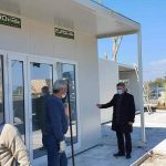 Δήμος Ωρωπού: Ολοκληρώθηκαν οι εργασίες τοποθέτησης των αιθουσών του ειδικού νηπιαγωγείου