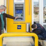 Δήμος Πυλαίας – Χορτιάτη: Εγκατάσταση μηχανήματος ΑΤΜ ξανά στο Φίλυρο
