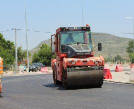 Περιφέρεια Θεσσαλίας: Προχωρά η ολοκλήρωση του παράπλευρου δικτύου της Εθνικής Οδού Λάρισας – Τρικάλων
