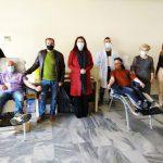 Με επιτυχία η αιμοδοσία στον Δήμο Αρχαίας Ολυμπίας
