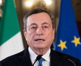 Ντράγκι: Οι φαρμακοβιομηχανίες να σεβαστούν τις δεσμεύσεις τους με την Ευρωπαϊκή Ένωση