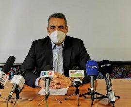 Δήμαρχος Τρίπολης: «Στηρίζουμε τον πρωτογενή τομέα δημιουργώντας συνθήκες ασφαλούς πρόσβασης»