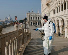 Ιταλία: Σε υψηλά επίπεδα παραμένουν τα κρούσματα κορονοϊού