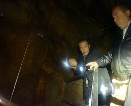Δήμος Νέας Προποντίδας: Προχωρούν με αμείωτο ρυθμό οι εργασίες στο σπήλαιο Πετραλώνων