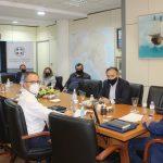 Συνάντηση Πατούλη με τον Διευθύνοντα Σύμβουλο του ΔΕΔΔΗΕ Α. Μάνο