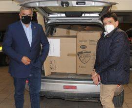 Περιφέρεια Αττικής: 5.000 μάσκες προστασίας στο Σύλλογο Γονιών, Παιδιών με Νεοπλασματική Ασθένεια «Φλόγα»
