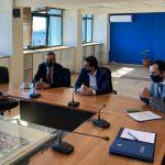Συνάντηση εργασίας Ζέρβα με τον ΓΓ Κοινωνικής Αλληλεγγύης και Καταπολέμησης της Φτώχειας