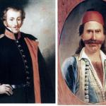 ΣΤΟΡΙΚΕΣ ΔΙΑΔΡΟΜΕΣ: Οδυσσέας Ανδρούτσος (1788-1825): Επιστολή προς τον Δημήτριο Υψηλάντη