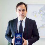 Βράβευση του Δήμου Χαϊδαρίου από τα Best City Awards για τη λειτουργία του Γραφείου Δημότη