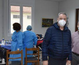 Προσφορά αγάπης προς τους δημότες, η Εθελοντική Αιμοδοσία του Δήμου Κατερίνης