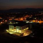 Δήμος Κατερίνης: Εντυπωσιακός ο φωτισμός του υπό κατασκευή Πολιτιστικού Κέντρου