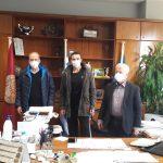 Δήμος Νέας Σμύρνης: Ξεκινά η στεγανοποίηση των κερκίδων 1,2 και 3 στο γήπεδο του Πανιωνίου