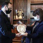 Ο Δήμαρχος Σερρών στην ΠτΔ – Επίσημη πρόσκληση στις εκδηλώσεις της απελευθέρωσης της πόλης