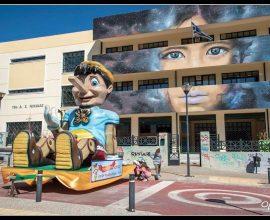 Με άρματα και χωρίς πληρώματα, το 27ο Καρναβάλι Δήμου Νίκαιας-Αγ.Ι. Ρέντη