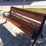 Συνεχίζονται τα έργα συντήρησης και επισκευής σε Πλατείες του Δήμου Βισαλτίας