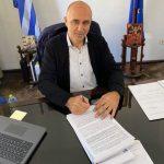 Δήμος Λέρου: Υπογράφηκε η σύμβαση προμήθειας εξοπλισμού για βελτίωση διαχείρισης δικτύου ύδρευσης