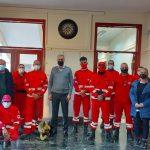 Δήμος Ελασσόνας: Υποδοχή των εθελοντών του Ελληνικού Ερυθρού Σταυρού