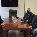 Συνάντηση Δημάρχου Φλώρινας με τον Γενικό Περιφερειακό Αστυνομικό Διευθυντή Δ. Μακεδονίας
