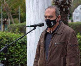 Δήμος Νίκαιας Αγ. Ι. Ρέντη: Φόρος τιμής στους Πεσόντες της Μάχης της Κοκκινιάς