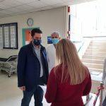 Επίσκεψη Δημάρχου Αγρινίου στο Κέντρο Υγείας