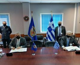 Υπογραφή Μνημονίου Συνεργασίας (ΜοU), μεταξύ Υπουργείου Εθνικής Άμυνας και Περιφέρειας Δ. Ελλάδος