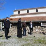 Συνεχής η παρουσία της δημοτικής αρχής στα δοκιμαζόμενα χωριά του Δήμου Λαρισαίων