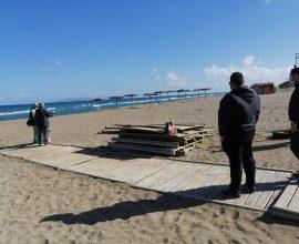 Δήμος Μαλεβιζίου: Προσβάσιμη η παραλία Αμμουδάρα όλο το χρόνο!