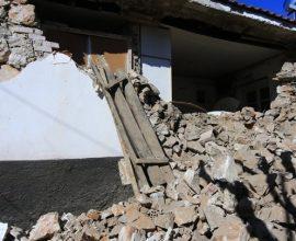 Σεισμός-Ελασσόνα: Έκτακτη σύσκεψη για τα προβλήματα