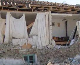 Σεισμός-Ελασσόνα: Έξι απεγκλωβισμοί, 30 σπίτια κατεστραμμένα στο Μεσοχώρι