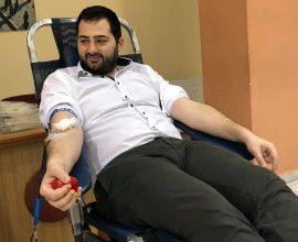 Εθελοντική Αιμοδοσία σε όλη την Περιφέρεια Στερεάς Ελλάδας
