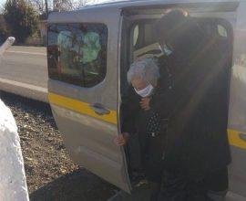 Δήμος Χαλκηδόνος: Συνεχίζεται η μεταφορά ηλικιωμένων για τον προγραμματισμένο εμβολιασμό