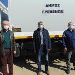 Η Δημοτική Αρχή ανανεώνει και εκσυγχρονίζει τον στόλο των απορριμματοφόρων του Δήμου Γρεβενών