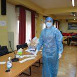 Αρνητικά και τα 83 rapid test στους υπαλλήλους της Π.Ε. Καρδίτσας