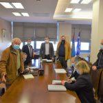 Συνεργασία Δήμου Καλαμάτας – Π.Ε. Μεσσηνίας για θέματα υδροδότησης