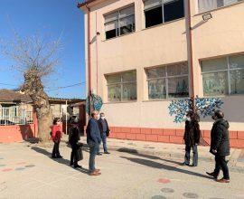 Έλεγχοι στα σχολικά κτίρια του Δήμου Καρδίτσας