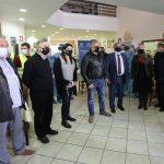Πατούλης: «Στόχος μας να ανακόψουμε την αλυσίδα μεταδοτικότητας του ιού»