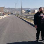 Δήμος Κορδελιού-Ευόσμου: Έργα αποκατάστασης στην οδό Ακαδήμου