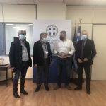 Παρεμβάσεις βελτίωσης της ενεργειακής αποδοτικότητας σε Δημοτικά Κτίρια του Δήμου Σαρωνικού
