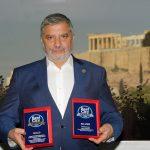 Δύο σημαντικές διακρίσεις της Περιφέρειας Αττικής στα Best City Awards 2020