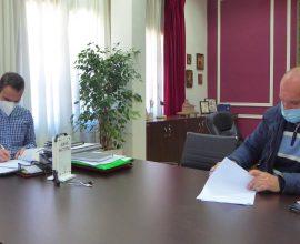 Ο Δήμος Καστοριάς θωρακίζει τους παιδικούς σταθμούς  με συστήματα πυροπροστασίας