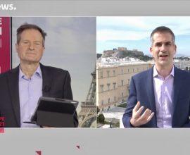 Βράβευση της Αθήνας από τα CDP Europe Awards για τις δράσεις της με στόχο την πράσινη ανάκαμψη
