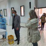 Δήμος Θηβαίων: Αποτελέσματα ελέγχων ταχείας ανίχνευσης κορoνοϊού στη Δομβραίνα